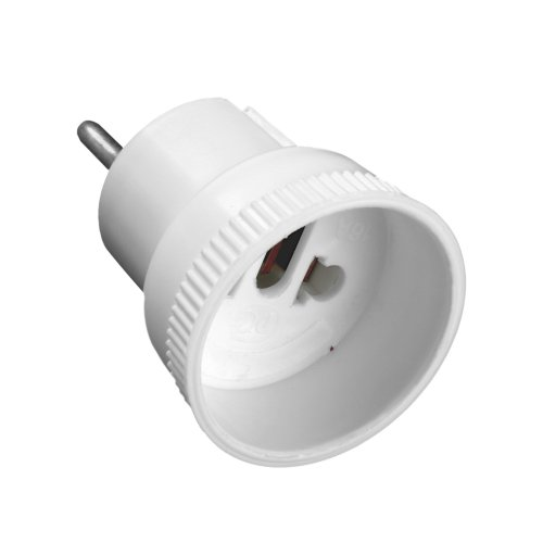 S-ES1-16R Переходник сетевой Uniel. количество розеток – 1. Максимальный ток 16А. Максимальная мощность нагрузки – 3500Ватт. без заземления. упаковка – пакет
