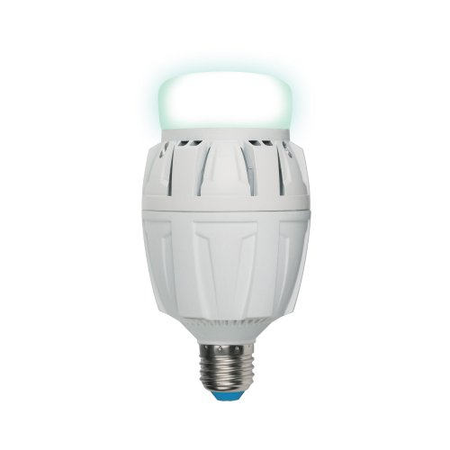LED-M88-30W-NW-E27-FR ALV01WH Лампа светодиодная с матовым рассеивателем. Материал корпуса алюминий. Цвет свечения белый. Серия Venturo. Упаковка картон.