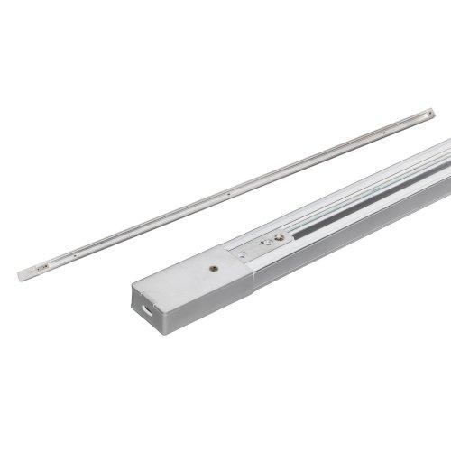 UBX-Q121 KS2 WHITE 200 POLYBAG Шинопровод осветительный. тип К. Однофазный. Цвет белый. Длина 2 м. Упаковка полиэтиленовый пакет.