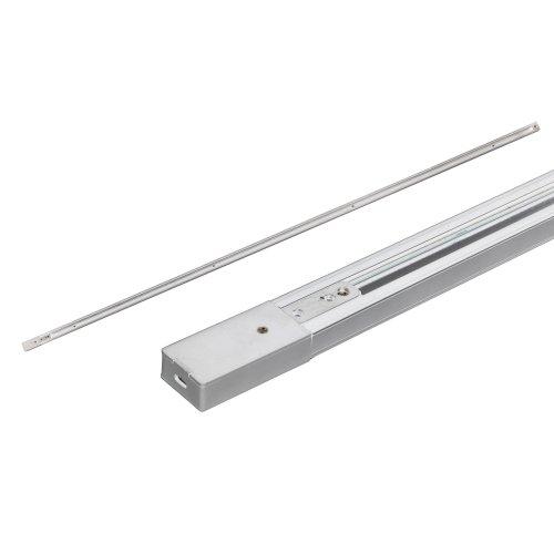 UBX-Q121 KS2 WHITE 300 POLYBAG Шинопровод осветительный. тип К. Однофазный. Цвет белый. Длина 3 м. Упаковка полиэтиленовый пакет.