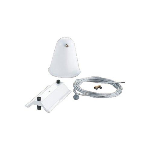 UFB-Q121 H21 WHITE 1 POLYBAG Набор для подвесного монтажа шинопроводов. Цвет белый. Упаковка полиэтиленовый пакет.