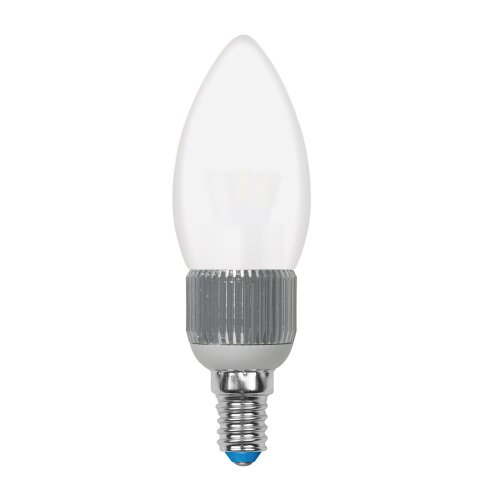 LED-C37P-5W-NW-E14-FR-DIM ALC03SL Лампа светодиодная диммируемая пятилепестковая. Форма свеча. матовая колба. Материал корпуса алюминий. Цвет свечения белый. Серия Crystal. Упаковка пластик
