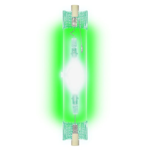 MH-DE-150-GREEN-R7s Лампа металогалогенная линейная. Картонная упаковка