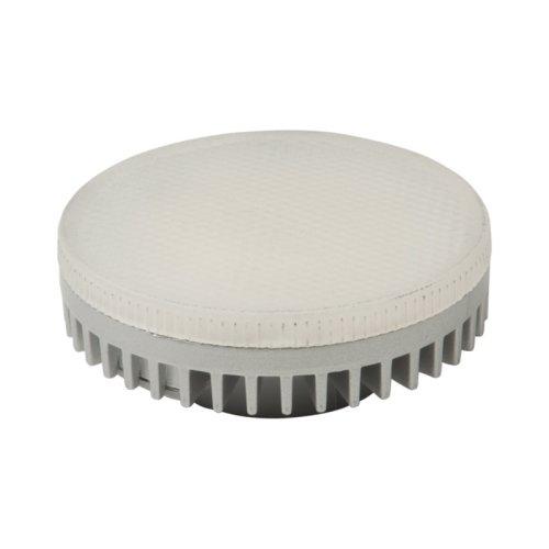 LED-GX53-8W-WW-GX53 Лампа светодиодная GX53 теплый белый свет. Упаковка пластик