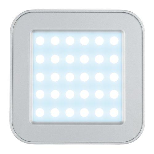 ULE-S03-3W-NW IP41 SILVER картон Светильник светодиодный накладной для интерьерного освещения. Мощность 3 Вт. Материал корпуса алюминий. цвет серебро. Цвет свечения -белый. Упаковка- картонная коробка.