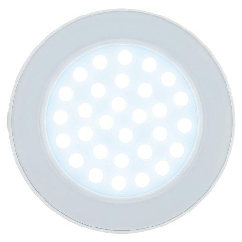 ULE-R03-3W-NW IP41 WHITE картон Светильник светодиодный накладной для интерьерного освещения. Мощность 3 Вт. Материал корпуса алюминий. цвет белый. Цвет свечения -белый. Упаковка- картонная коробка.