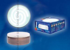 GX53-FT Античная медь. Светильник накладной. Картонная упаковка.