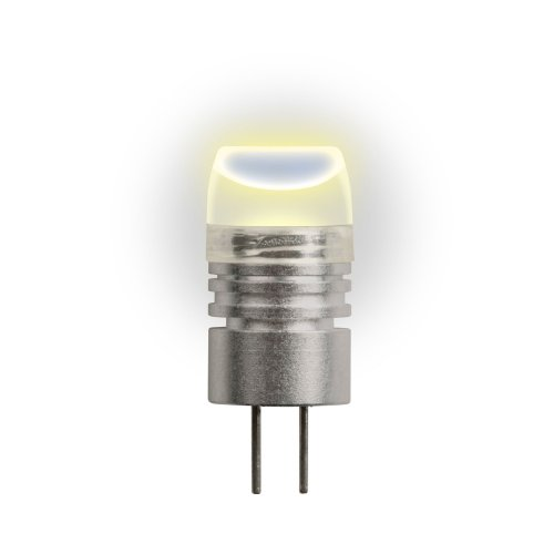 LED-JC-12-0.8W-WW-G4 35lm Лампа светодиодная. Упаковка блистер