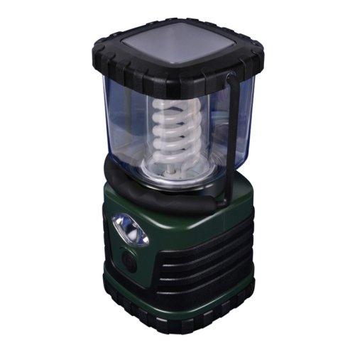 P-TL091-B Green Фонарь Uniel-offroad Premium in full measure 600 max. пластиковый корпус. 13 W Энергосберегающая лампа. упаковка цветной короб. 6 х DDD н-к. цвет зеленый