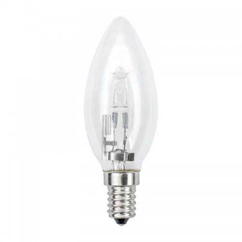 HCL-42-CL-E14 candle Лампа галогенная. Картонная коробка