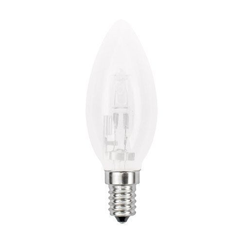 HCL-28-FR-E14 candle Лампа галогенная. Картонная коробка