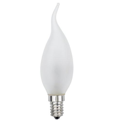 HCL-60-FR-E14 flame Лампа галогенная. Картонная коробка