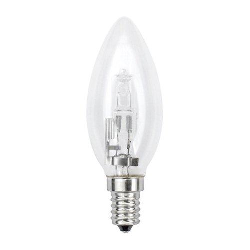 HCL-28-CL-E14 candle Лампа галогенная. Картонная коробка