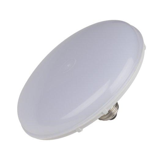 LED-U150-16W-SPSB-E27-FR PLP30WH Лампа светодиодная для растений. Форма UFO. матовая.  Спектр для рассады и цветения. Картон. ТМ Uniel