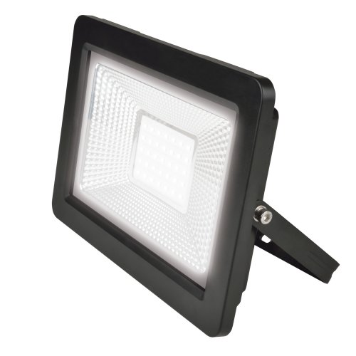 ULF-F19-50W-4000K IP65 175-250В BLACK Прожектор светодиодный. Белый свет 4000K. Корпус черный. TM Uniel.