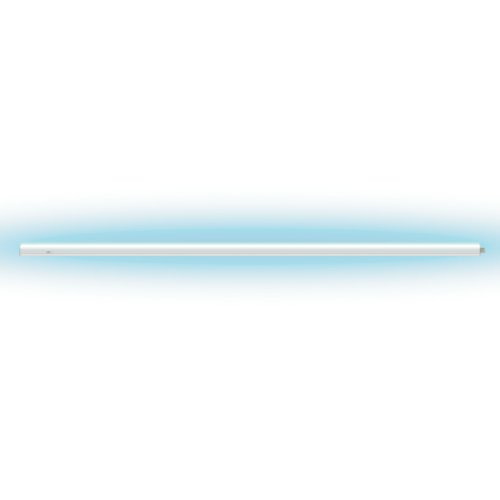 ULI-E01-7W-DW-K WHITE Светильник линейный светодиодный аналог T5. c выключателем. Дневной свет 6000K. 600Лм. Корпус белый. ТМ UNIEL.