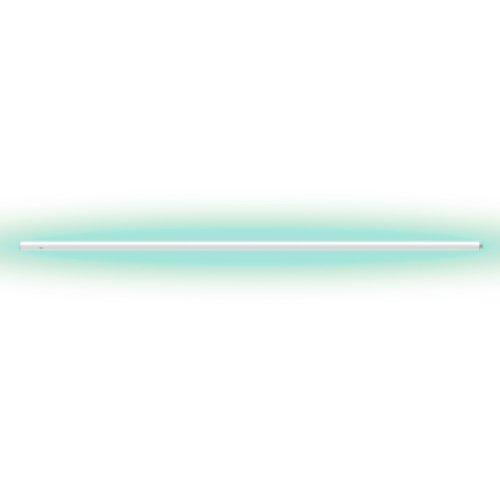ULI-E01-14W-NW-K WHITE Светильник линейный светодиодный аналог T5. c выключателем. Белый свет 4000K. 1200Лм. Корпус белый. ТМ UNIEL.