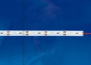 ULS-L21X-5630-72LED-m-12mm-IP20-DC12V-19.2W-m-2х1M-DW Светодиодная лента с жестким основанием на самоклеящейся основе. Набор 2шт. по 1м. Дневной белый свет 6500K. TM Uniel.