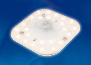 ULZ-P10-7W-SPFR IP40 Светильник для растений светодиодный. 220В. Спектр для фотосинтеза. Угол 150 градусов. TM Uniel.