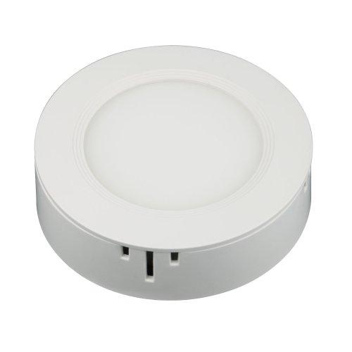 ULM-Q240 12W-NW WHITE Светильник светодиодный накладной. Белый свет4000K. Корпус белый. ТМ Volpe.