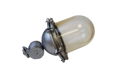 ULY-N91EX 30W-NW-23 IP65 Набор из светильника взрывозащищенного НСП 23-200 и лампы Uniel LED-ED90-30W-NW-E40 серии Profi