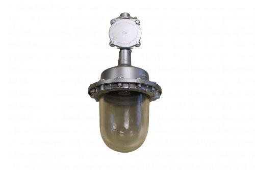 ULY-N93EX 30W-NW-572 IP65 Набор из светильника взрывозащищенного НСП 57-200 и лампы Uniel LED-ED90-30W-NW-E40 серии Profi