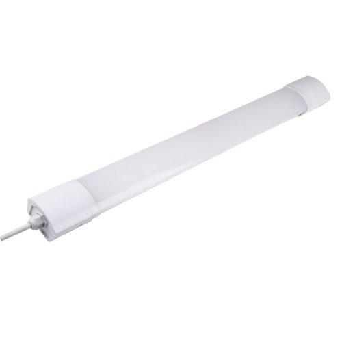 ULT-V50-36W-4000K-K IP65 WHITE Светильник светодиодный линейный с последовательным соединением. Белый свет 4000K. Корпус белый. ТМ Uniel.