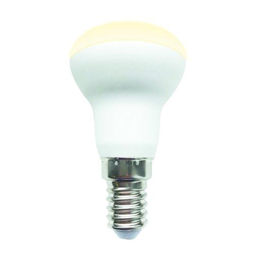 LED-R39-3W-3000K-E14-FR-NR Лампа светодиодная. Форма Рефлектор. матовая. Серия Norma. Теплый белый свет 3000K. Картон. ТМ Volpe