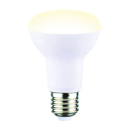 LED-R63-11W-3000K-E27-FR-NR Лампа светодиодная. Форма Рефлектор. матовая. Серия Norma. Теплый белый свет 3000K. Картон. ТМ Volpe
