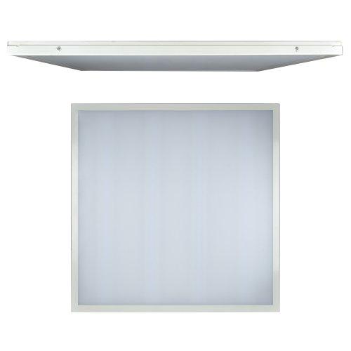 ULP-Q106 6060-36W-4000K WHITE  Светильник светодиодный потолочный универсальный. Белый свет 4000K. Рассеиватель матовый. Встроенный  и-п. Корпус белый. ТМ Volpe.