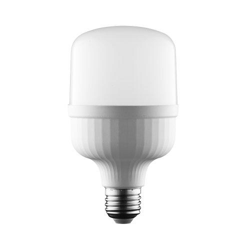 LED-M80-40W-6500K-E27-FR-NR Лампа светодиодная. матовая. Серия Norma. Дневной белый свет 6500K. Картон. ТМ Volpe.