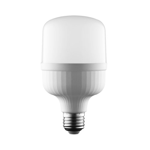 LED-M80-50W-6500K-E27-FR-NR Лампа светодиодная. матовая. Серия Norma. Дневной белый свет 6500K. Картон. ТМ Volpe.
