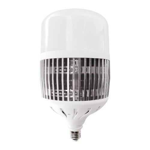 LED-M80-80W-6500K-E27-FR-NR Лампа светодиодная. матовая. Серия Norma. Дневной белый свет 6500K. Картон. ТМ Volpe.