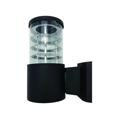UUL-S11A 60W-E27 IP65 BLACK Светильник уличный. под лампу Е27. Архитектурный накладной. Корпус черный. TM Uniel.