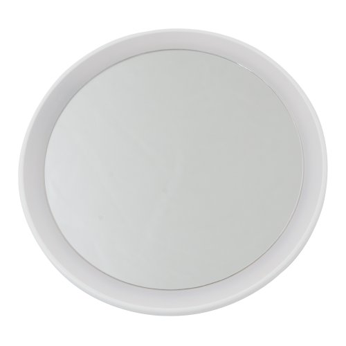 ULK-F73 SW-DIM-RECH WHITE Зеркало карманное с подсветкой. с диммером. Серия Backstage. Аккумулятор Li-Ion 150мАч. в-к. Теплый свет3000К-Белый свет4000К-Дневной свет6500К. Белый. ТМ Uniel