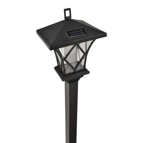 USL-S-185-PM1000 RETRO Садовый светильник на солнечной батарее Ретро. 2 светодиода. Белый свет. 1xАА Ni-Mh аккумулятор в-к. IP44. TM Uniel