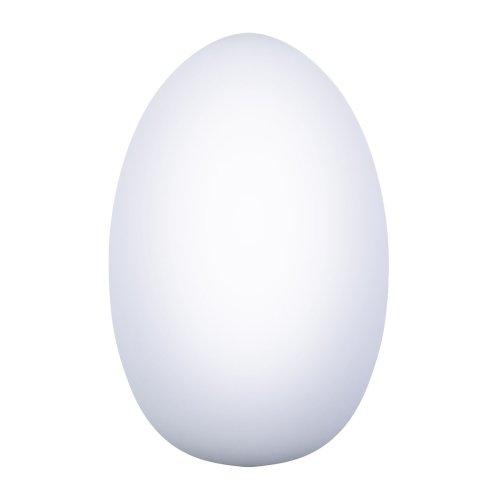 ULG-R003 019-RGB IP54 EGG Светильник декоративный светодиодный Яйцо. Аккумуляторный в-к. 14x19см. RGB свет. TM Uniel.