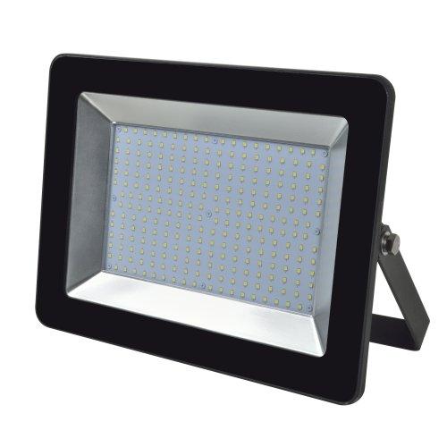 ULF-F18-200W-DW IP65 200-240В BLACK Прожектор светодиодный. Дневной свет 6500K. Корпус черный. TM Uniel.