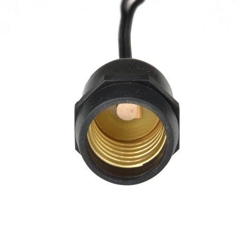 ULH-E27-IP54-15cm Патрон подвесной с защитой IP54. Цоколь Е27. TM Uniel.
