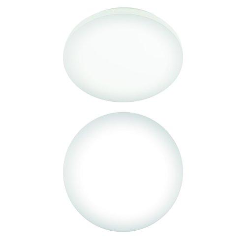 ULI-B311 32W-NW-38 RONDA Светильник светодиодный накладной. Белый свет 4000K. 2200Лм. Диаметр 380мм. Корпус белый. ТМ Uniel.