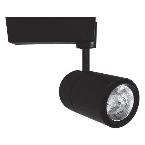 ULB-Q252 24W-NW-H BLACK Светильник светодиодный трековый. 24 Вт. 2000Лм. Белый свет 4200К. Корпус черный. 7.5x18см. ТМ Volpe.