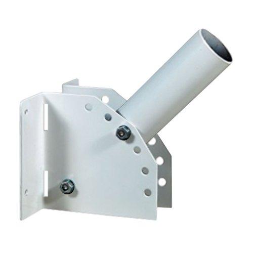 UFV-C02-58-250 GREY Кронштейн универсальный для консольного светильника. 250мм. Регулируемый угол. Диаметр 58мм. Серый. TM Uniel.