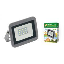 ULF-Q591 10W-WW IP65 220-240В SILVER Прожектор светодиодный. Теплый белый свет3000К. Корпус серебристый. TM Volpe.