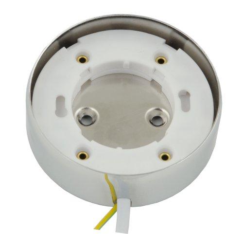 GX53-FT WHITE 10 PROM Светильник накладной. В составе набора из 10шт. Корпус белый. Картон. TM Uniel.