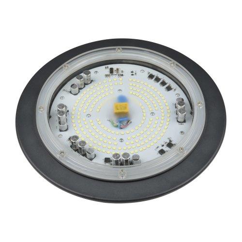 ULY-U41C-150W-NW IP65 GREY Светильник светодиодный промышленный. Белый свет 4000K. Угол 120 градусов. TM Uniel.