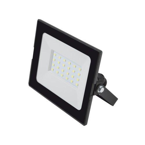 ULF-Q513 30W-DW IP65 220-240В BLACK Прожектор светодиодный. Дневной свет6500К. Корпус черный. TM Volpe.