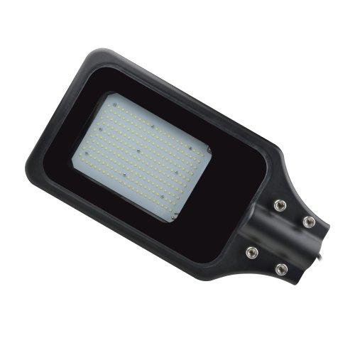 ULV-R23H-100W-4000К IP65 BLACK Светильник светодиодный уличный консольный. Белый свет 4000К. Угол 120 градусов. TM Uniel.