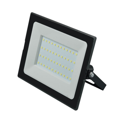 ULF-Q513 50W-6500K IP65 220-240В BLACK Прожектор светодиодный. Дневной свет6500К. Корпус черный. TM Volpe.