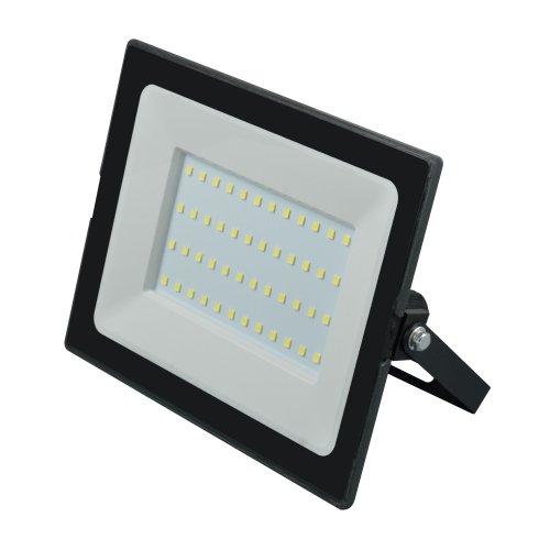 ULF-Q513 70W-6500K IP65 220-240В BLACK Прожектор светодиодный. Дневной свет6500К. Корпус черный. TM Volpe.