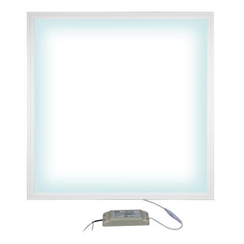 ULP-6060-36W-4000K EFFECTIVE WHITE Светильник светодиодный потолочный встраиваемый. Белый свет 4000K. Корпус белый. В комплекте с и-п. ТМ Uniel.